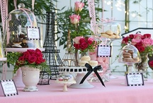 Parisian Party / by Malmaison {French Style For Your Home}