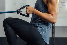 athletic fitness model