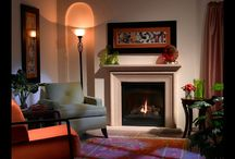 Beautiful Gas Fireplaces / by Heatilator Fireplaces