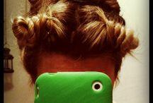 Hair & such...