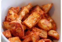Food / Best get a takeaway. Let's be honest. You burn cornflakes.