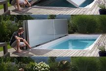 Automatic Jacuzzi cover