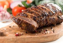 recette avec porc