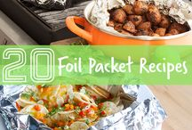 recipes in foil
