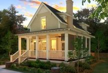 Cottages,  Coastal, Porch and Open Homes