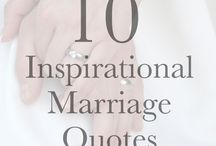 Love & Marriage Inspiration