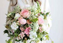 Brides Bouquet - Vintage