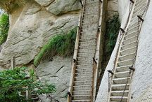 Stairway to Heaven / Unique Path
