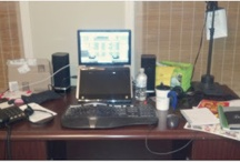 *Writing: Desks