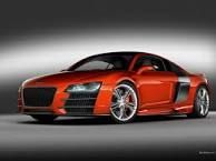 Audi R8 / It's all about super car Audi R8 only