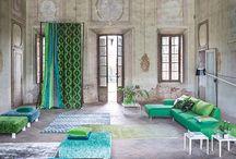 Designer's Guild Fabrics & Wallpapers / Beautiful fabrics and wallpapers
