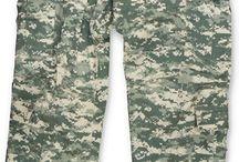 Military Fashion & Combat Gear
