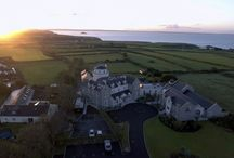 Films Showcasing Twr y Felin Hotel, Roch Castle and Penrhiw