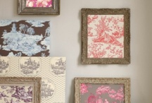 home decor  / by Marcy Jenkins Purdy