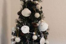 Coastal Christmas / Neat Ideas for a Coastal Holiday