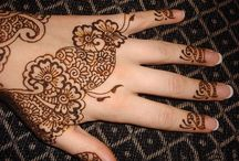 Henna and Rangoli Designs / Henna and Rangoli designs