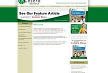 Web Portfolio / Samples of web designs and development by Web Interactive Technologies