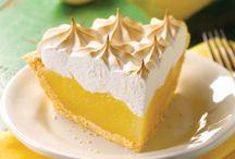 Lemon Meringue Recipe