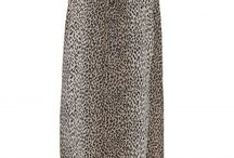 Leopard print silk dress / by Susana Nakatani