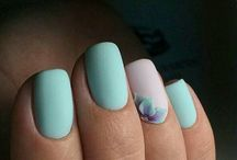 новые ногти