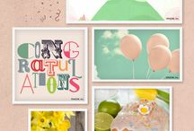 Inspiration Boards / Inspiration and mood boards for celebrating birthdays, holidays and other happy occasions! / by American Greetings