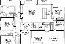 House Plans / by Michelle Becker