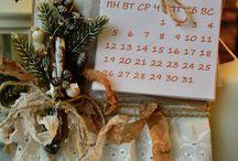 Вдохновение - календари