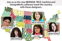 AS SEEN ON / My experience and projects made with my Bernina 780! / by Mimi G. Style