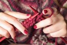 blusas e tricot