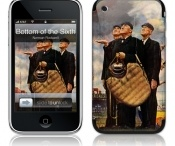 Norman Rockwell - Cell Phone Cases - Customize  Cell Phone / Removable art skins and cases designed to personalize and protect portable devices. Customize cell Phones, with stunning designs by Norman Rockwell / by Jay Herbert