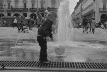 Torino centro passo dopo passo / La vita a Torino attraverso il mio obbiettivo