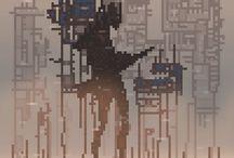 Pixel art / by Vibal .m