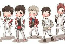 GOT7'Cartoons