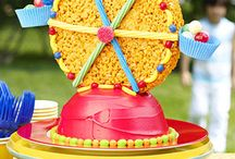 Kids' Parties: Circus / Carnival / by Angela Sgro