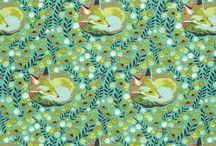 Random Prints and Patterns