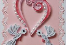 quilling art / by Dawn Wolford
