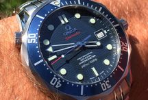 OMEGA Watches / Which OMEGA Watch are you wearing today?