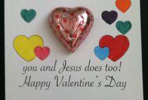 Valentine Crafts & Ideas