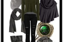 Slytherin wear