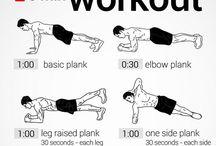 Planken Übung