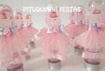 Festa Tema Bailarina