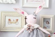 "Plush Dolls // 18"" Stuffies {Violette Field Threads}"