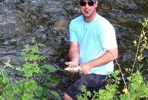 Fishing the Gore Creek!