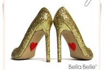 All That Glitter / Glitter and Giddiness / by Bella Belle Shoes