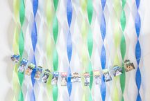 Choo ChooTrain 1st Birthday Party