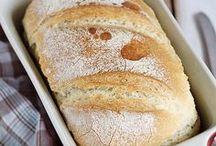 Egyszeru feher kenyer