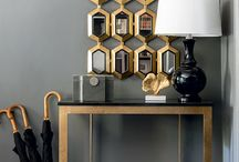 Vignettes, coffee & bedside tables