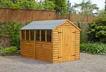 Sheds and storage / Garden sheds come in all shapes and sizes. Looking for your ideal garden storage or garden shed we have garden buildings, garden workshops, bike storage or wood stores to suit.