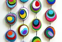 Awesome craft! / Fun, pretty, funky useful crafting ideas....stolen from others creative brains!! (Obviously only for inspiration not like for like copying!!)  / by Alice Hilling