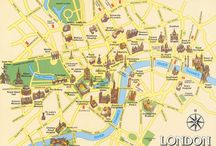 Maps of England and London / maps of London and various counties / by D. E. Ireland Author